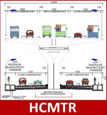 HIGH CAPACITY MASS TRANSIT ROUTE (HCMTR) PROJECT