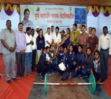 Pune Mayor Trophy Weightlifting Competition 2018-19 winner
