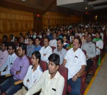 Launching Ceremony of PMC CARE 2.0, Enterprise GIS and E-learning projects
